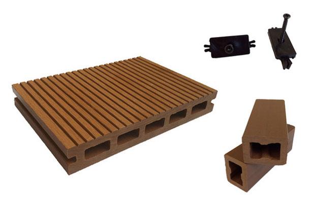 kit wpc alveolare shop plateatico it. Black Bedroom Furniture Sets. Home Design Ideas