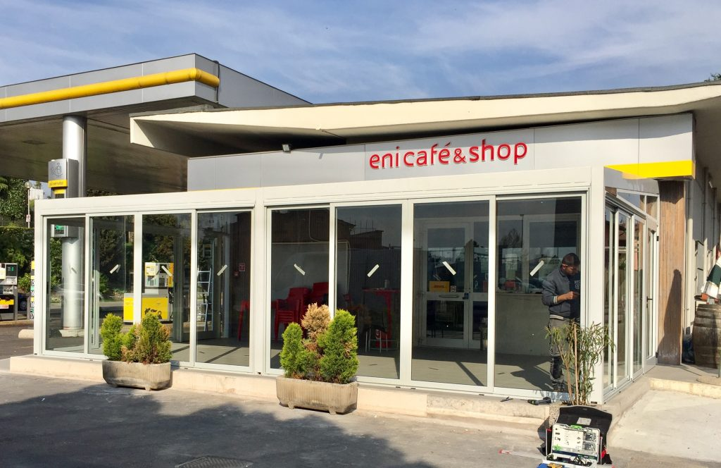 ENI CAFE' & SHOP PESCHIERA DEL GARDA